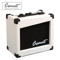Comet GA-10 超值白色10瓦 吉他音箱(電音箱-內建破音效果) GA10