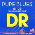 DR PB-45 手工貝斯弦(45-105)美製【DR貝斯弦專賣店/進口貝斯弦/PB45】