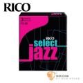 竹片►美國 RICO Select Jazz 中音 薩克斯風竹片  3 Medium  Alto Sax (10片/盒)