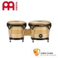 Meinl LC300NT-M 暹羅橡木 邦哥鼓 Natural Bongos【型號:LC300 NT-M/打擊樂器/手鼓/bongo】