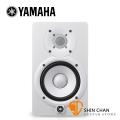 Yamaha 山葉 HS5W 主動式監聽喇叭 白色 【五吋/一顆/一年保固/HS-5W】