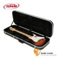 吉他case ► SKB SKB-6 電吉他專用硬盒 可鎖【SKB6/Electric Guitar Economy Rectangular Case】