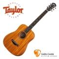 Taylor吉他 Baby Taylor BT2 小吉他 / 旅行吉他 34吋 桃花心木面單板 附Taylor 旅行吉他袋 台灣公司貨