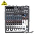 德國 BEHRINGER XENYX X1622USB 12軌數位效果混音器