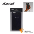 Marshall 音箱手機殼 iphone6 plus / iPhone6s plus 適用 手機殼 Marshall 音箱 黑色壓紋風格/荔枝紋