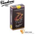 Vandoren 竹片>  ZZ 黑盒 高音薩克斯風 2.5號竹片(10片/盒)Soprano Sax【型號:SR4025】