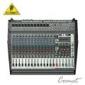 德國 Behringer PMP6000 POWER MIXER 20軌數位效果混音器