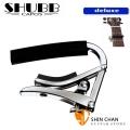 SHUBB S1 Deluxe 不銹鋼 移調夾 新款滾輪設計 美國進口移調夾 木吉他 / 民謠吉他 / 鋼弦吉他 原聲吉他 移調夾 Capo 原廠公司貨