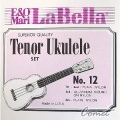 La Bella Tenor No.12 Ukulele 26吋烏克麗麗弦【烏克麗麗專賣店】