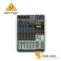 樂器行 ► 德國Behringer XENYX QX1204USB 8軌數位效果混音器