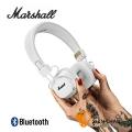 英國 Marshall Major II Bluetooth (白色)無線藍牙耳機/內建麥克風 公司貨 藍芽耳罩式耳機 送獨家英國倫敦吉他Pick組