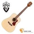 Guild吉他> 美國經典品牌 Guild D-140 標準D桶/全單板吉他(雲杉面板/非洲桃花心木側背板)附Guild原廠吉他袋/軟Case 總代理公司貨