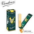 Vandoren 竹片 V16 深綠盒 次中音薩克斯風 1號半 1.5 竹片(5片/盒) Tenor Sax【型號:SR7215】
