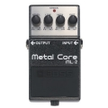 BOSS ML-2 破音效果器 【Metal Core /金屬破音/電吉他單顆效果器/ML2】