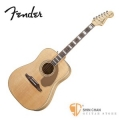 Fender 吉他 ► Fender Introduces Elvis Kingman 貓王紀念款 單板民謠吉他【Introduces ElvisR Kingman™ Acoustic Guitar】