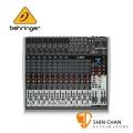 德國Behringer XENYX X2222USB 16軌數位效果混音器【X2222】