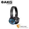 AKG K619 BLUE DJ系列高音質 耳罩式 線控耳機 iPod/iPhone/iPad相容【K-619】