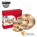 "SABIAN B8X 5片套裝銅鈸 PERFORMANCE SET +14 贈14"" Thin Crash【14"" hats,14"" thin crash, 20"" ride, 16"" thin crash】"
