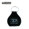 Dunlop-Pick包鑰匙圈(銀色鐵環) 5201