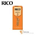 竹片►美國 RICO 上低音 薩克斯風竹片 2號 Baritone Sax (25片/盒)【橘包裝】