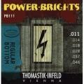 Thomastik Infeld奧地利手工電吉他弦 (Power Brights PB系列: PB111(0.11-0.46)電吉他弦【進口弦專賣店/電吉他弦/PB-111】