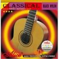 吉他弦> Alice A107BK-H 黑色古典吉他弦 高張力 (0.0285-0.044)【古典弦專賣店/尼龍弦/A-107BKN】
