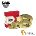"SABIAN SBR5003G 5片套裝銅鈸 贈 10吋 Splash Cymbal【14"" Hi hats /16"" Crash /20"" Ride /Free 10"" Splash Cymbal】"