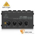 Behringer 耳朵牌 迷你 混音器(限量黑) MICROMIX MX400 四軌/4軌 混音器 單聲道輸出