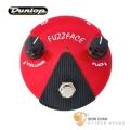 吉他效果器►Dunlop FFM2 迷你FUZZ破音效果器 (鍺電晶體)【FFM-2/Germanium Fuzz Face Mini Distortion】
