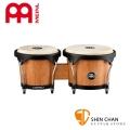 Meinl HB100SNT-M 暹羅橡木 邦哥鼓 Super Natural Bongos 顏色:原木【型號:HB100 SNT-M/打擊樂器/手鼓/bongo】