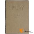 I Play 音樂手冊 :My songbook 大字版【吉他譜/簡譜/烏克麗麗譜/和弦譜】