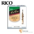 竹片►美國 RICO La Voz 高音 薩克斯風竹片  Medium (2.5號)  Soprano Sax (10片/盒)