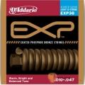 D'addario EXP38 磷青銅 12弦民謠吉他專用弦 (10-47)【DAddario/進口弦/EXP-38】