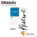 美國 RICO RESERVE  豎笛/黑管 竹片 2號 Bb Clarinet (10片/盒)【D'Addario/DAddario】