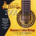 La Bella 2001FM 中張力-佛朗明哥古典吉他專用弦【古典弦專賣店/尼龍弦/2001-FM】