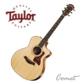 Taylor吉他►美國 Taylor 114CE單板民謠吉他(新式EQ)【Taylor木吉他專賣店/吉他品牌/114-CE】
