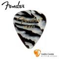 Fender 351 ZEBRA 彈片 PICK【一組12片/ 尺寸:Heavy (厚度: 1.2mm) / 美製】