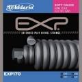 美國D'Addario EXP170 貝斯弦(45~100)【DAddario/進口貝斯弦/EXP-170】