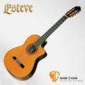 手工吉他 ► Esteve ELEC 全單板西班牙手工可插電古典吉他 西班牙製 附硬盒【 松木/印度玫瑰木/ELEC】