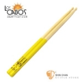 Los Cabos 5AYJ 白胡桃木 黃色防滑鼓棒 加拿大製 5A 【5A Yellow Jacket】