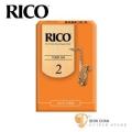 竹片►美國 RICO 次中音 薩克斯風竹片 2號 Tenor Sax (10片/盒)【橘包裝】