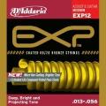 D'addario EXP12黃銅包覆民謠弦 (13-56)【DAddario/進口弦/EXP-12】