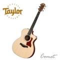 Taylor吉他 Taylor 214CE吉他(公司貨)【Taylor木吉他專賣店/吉他品牌/214-CE】美國頂級木吉他品牌-泰勒2系列(214CE)