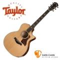 美國Taylor 614CE 切角民謠吉他【Taylor木吉他專賣店/吉他品牌/614-CE】