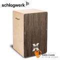 德國 Schlagwerk 斯拉克貝克 CP150 X-One 木箱鼓 Vintage Walnut 原廠公司貨