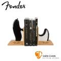 Fender 電貝斯 書架/書擋(Fender 原廠電貝斯材質製造)Fender BASS BODY BOOKEND 黑色