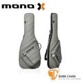 mono吉他袋►美國MONO M80系列 新款Guitar Sleeve 灰色-輕量電吉他袋-軍事化防震防潑水等級(M80-SEG-ASH)