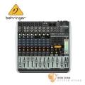 德國 BEHRINGER XENYX QX1222USB 12軌數位混音器