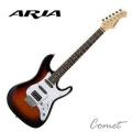 日本專業品牌 Aria STG-STV 小搖座電吉他【Aria專賣店/STGSTV】
