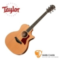 taylor吉他 ▻ Taylor 514ce 全單板 可插電民謠吉他 美廠 附原廠硬盒【514-ce/木吉他/GA桶身】